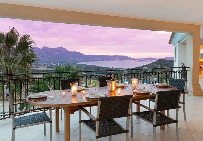 Ferienhaus Villa vue mer panoramique près de Calvi (2194935), Lumio, Nordkorsika, Korsika, Frankreich, Bild 5