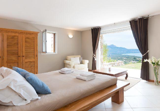 Ferienhaus Villa vue mer panoramique près de Calvi (2194935), Lumio, Nordkorsika, Korsika, Frankreich, Bild 12