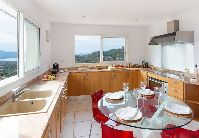 Ferienhaus Villa vue mer panoramique près de Calvi (2194935), Lumio, Nordkorsika, Korsika, Frankreich, Bild 15