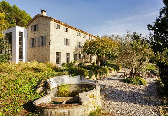 Ferienhaus Bastide de prestige dans l arrière-pays cannois (2194861), Châteauneuf Grasse, Alpes Maritimes, Provence - Alpen - Côte d'Azur, Frankreich, Bild 4