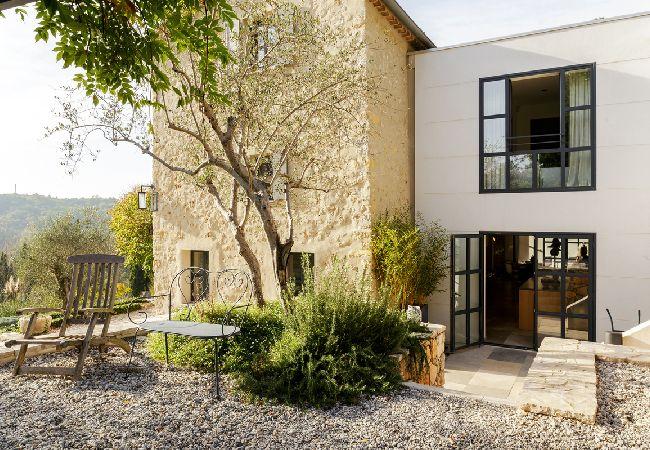 Ferienhaus Bastide de prestige dans l arrière-pays cannois (2194861), Châteauneuf Grasse, Alpes Maritimes, Provence - Alpen - Côte d'Azur, Frankreich, Bild 9