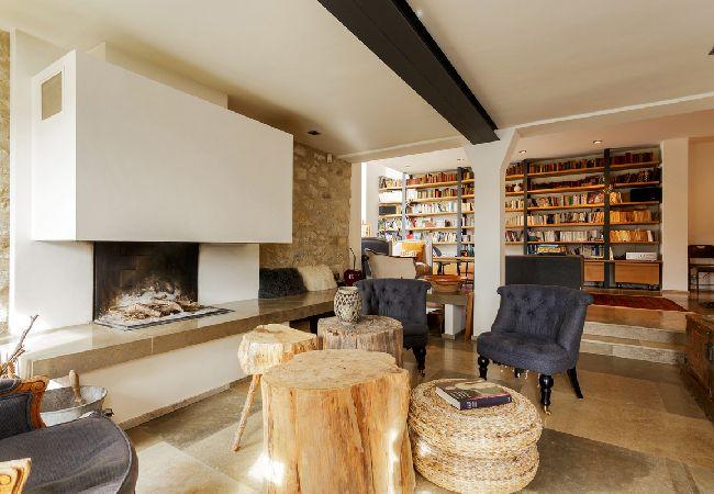 Ferienhaus Bastide de prestige dans l arrière-pays cannois (2194861), Châteauneuf Grasse, Alpes Maritimes, Provence - Alpen - Côte d'Azur, Frankreich, Bild 17
