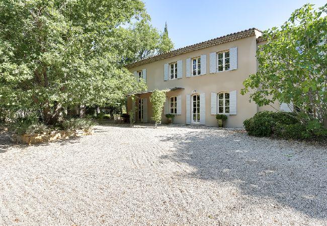 Ferienhaus Bastide provençale au pays de Cézanne (2176866), Beaurecueil, Bouches-du-Rhône, Provence - Alpen - Côte d'Azur, Frankreich, Bild 1