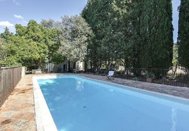 Ferienhaus Bastide provençale au pays de Cézanne (2176866), Beaurecueil, Bouches-du-Rhône, Provence - Alpen - Côte d'Azur, Frankreich, Bild 2