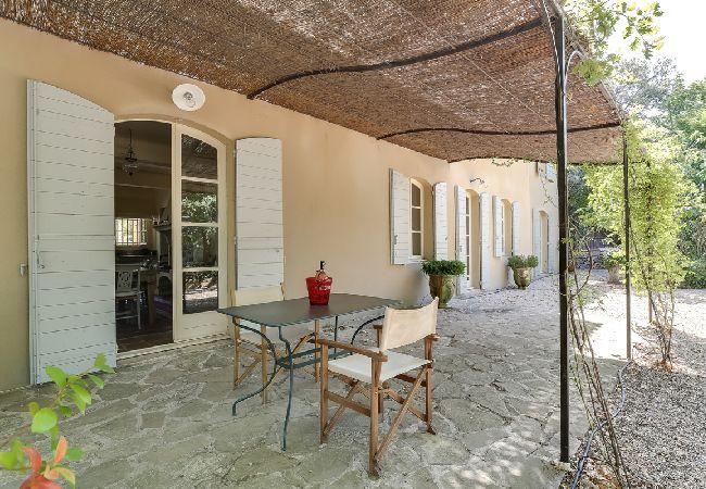Ferienhaus Bastide provençale au pays de Cézanne (2176866), Beaurecueil, Bouches-du-Rhône, Provence - Alpen - Côte d'Azur, Frankreich, Bild 3