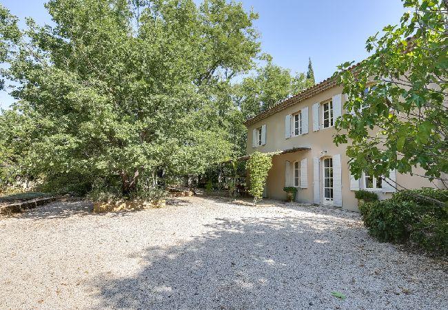 Ferienhaus Bastide provençale au pays de Cézanne (2176866), Beaurecueil, Bouches-du-Rhône, Provence - Alpen - Côte d'Azur, Frankreich, Bild 7