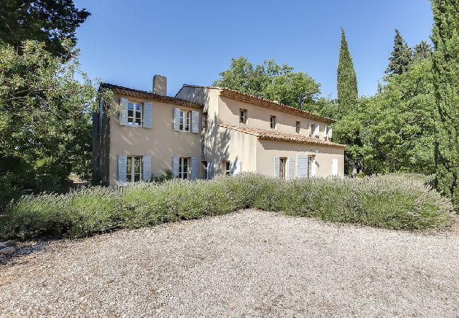 Ferienhaus Bastide provençale au pays de Cézanne (2176866), Beaurecueil, Bouches-du-Rhône, Provence - Alpen - Côte d'Azur, Frankreich, Bild 4