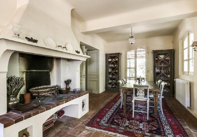 Ferienhaus Bastide provençale au pays de Cézanne (2176866), Beaurecueil, Bouches-du-Rhône, Provence - Alpen - Côte d'Azur, Frankreich, Bild 13