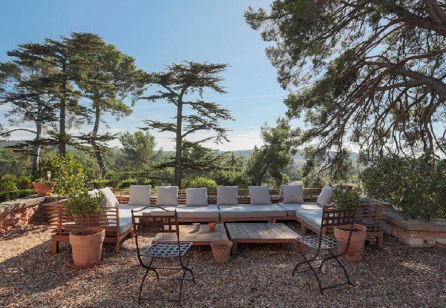 Ferienhaus Magnifique bastide à Aix-en-Provence (2067509), Aix en Provence, Bouches-du-Rhône, Provence - Alpen - Côte d'Azur, Frankreich, Bild 5