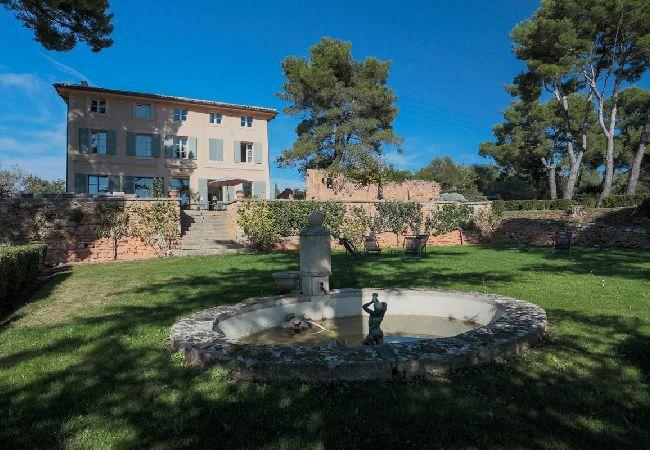 Ferienhaus Magnifique bastide à Aix-en-Provence (2067509), Aix en Provence, Bouches-du-Rhône, Provence - Alpen - Côte d'Azur, Frankreich, Bild 8