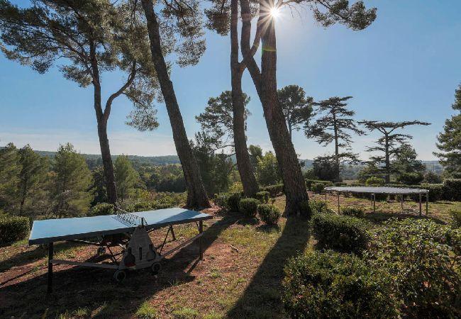 Ferienhaus Magnifique bastide à Aix-en-Provence (2067509), Aix en Provence, Bouches-du-Rhône, Provence - Alpen - Côte d'Azur, Frankreich, Bild 10