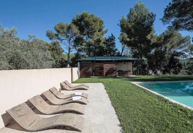 Ferienhaus Magnifique bastide à Aix-en-Provence (2067509), Aix en Provence, Bouches-du-Rhône, Provence - Alpen - Côte d'Azur, Frankreich, Bild 4