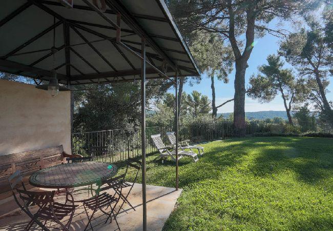 Ferienhaus Magnifique bastide à Aix-en-Provence (2067509), Aix en Provence, Bouches-du-Rhône, Provence - Alpen - Côte d'Azur, Frankreich, Bild 12