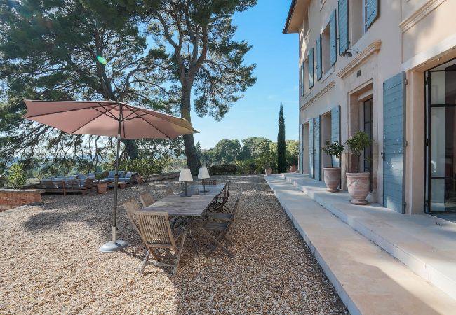 Ferienhaus Magnifique bastide à Aix-en-Provence (2067509), Aix en Provence, Bouches-du-Rhône, Provence - Alpen - Côte d'Azur, Frankreich, Bild 14