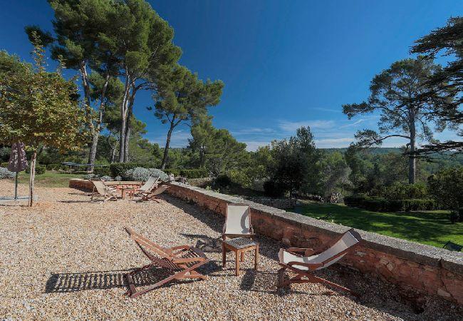 Ferienhaus Magnifique bastide à Aix-en-Provence (2067509), Aix en Provence, Bouches-du-Rhône, Provence - Alpen - Côte d'Azur, Frankreich, Bild 7