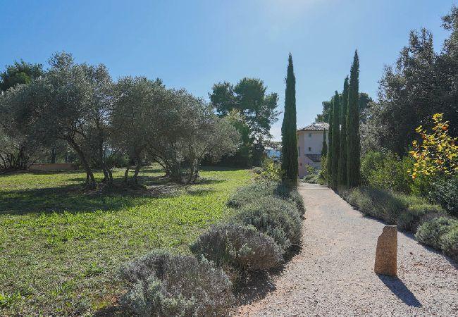 Ferienhaus Magnifique bastide à Aix-en-Provence (2067509), Aix en Provence, Bouches-du-Rhône, Provence - Alpen - Côte d'Azur, Frankreich, Bild 9