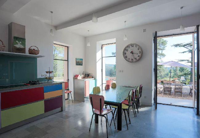 Ferienhaus Magnifique bastide à Aix-en-Provence (2067509), Aix en Provence, Bouches-du-Rhône, Provence - Alpen - Côte d'Azur, Frankreich, Bild 21