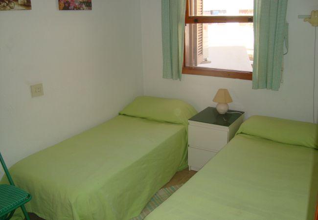 Maison de vacances Familienhaus mit Meerblick, in der Nähe des Meeres, gratis WiFi, Terrasse. (2073620), La Manga del Mar Menor, Costa Calida, Murcie, Espagne, image 3
