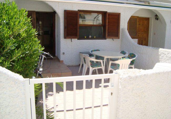 Maison de vacances Familienhaus mit Meerblick, in der Nähe des Meeres, gratis WiFi, Terrasse. (2073620), La Manga del Mar Menor, Costa Calida, Murcie, Espagne, image 8