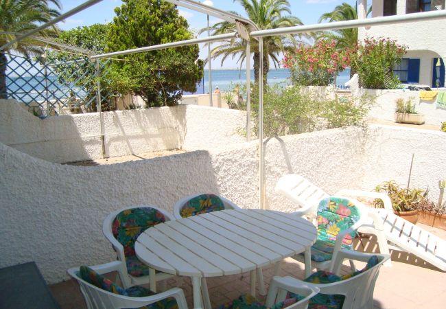 Maison de vacances Familienhaus mit Meerblick, in der Nähe des Meeres, gratis WiFi, Terrasse. (2073620), La Manga del Mar Menor, Costa Calida, Murcie, Espagne, image 9