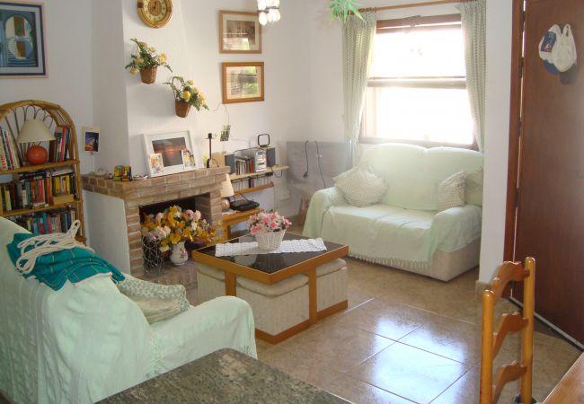 Maison de vacances Familienhaus mit Meerblick, in der Nähe des Meeres, gratis WiFi, Terrasse. (2073620), La Manga del Mar Menor, Costa Calida, Murcie, Espagne, image 4