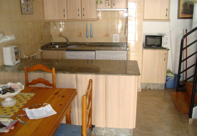 Maison de vacances Familienhaus mit Meerblick, in der Nähe des Meeres, gratis WiFi, Terrasse. (2073620), La Manga del Mar Menor, Costa Calida, Murcie, Espagne, image 6