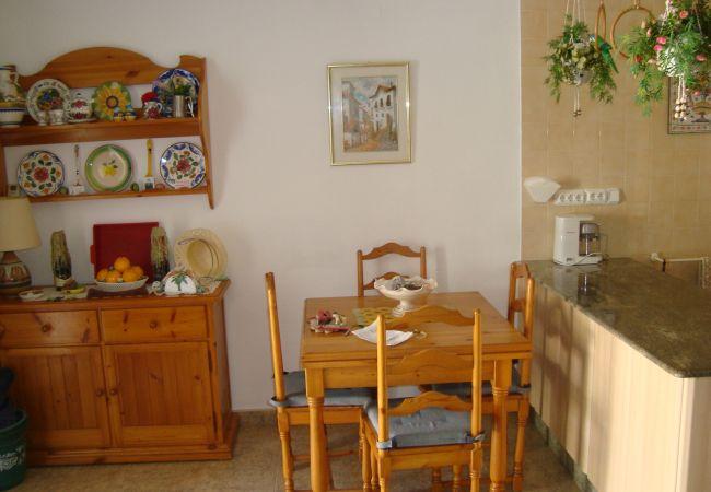 Maison de vacances Familienhaus mit Meerblick, in der Nähe des Meeres, gratis WiFi, Terrasse. (2073620), La Manga del Mar Menor, Costa Calida, Murcie, Espagne, image 5