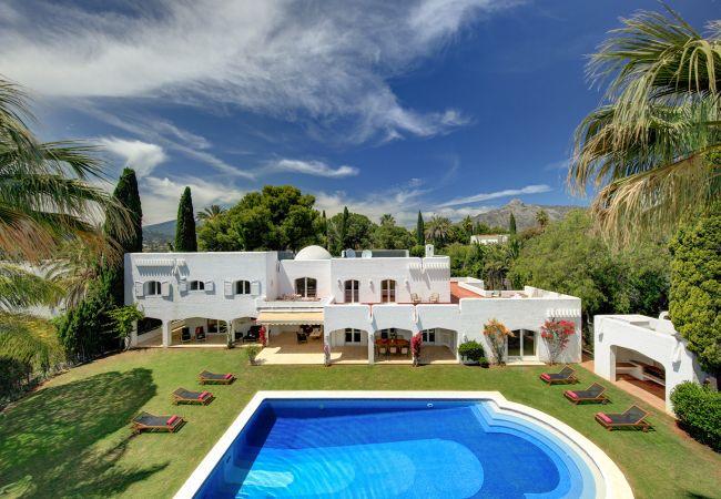 Ferienhaus Upscale villa w/ private pool & amazing location! (2236314), Marbella, Costa del Sol, Andalusien, Spanien, Bild 10