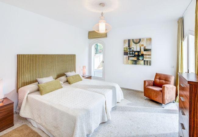 Ferienhaus Upscale villa w/ private pool & amazing location! (2236314), Marbella, Costa del Sol, Andalusien, Spanien, Bild 19