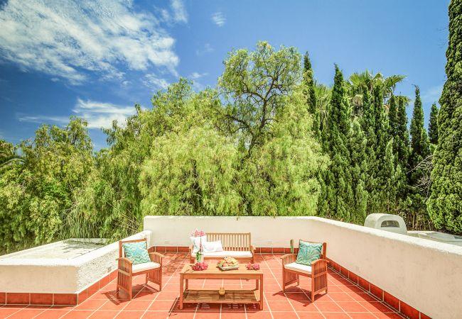 Ferienhaus Upscale villa w/ private pool & amazing location! (2236314), Marbella, Costa del Sol, Andalusien, Spanien, Bild 8