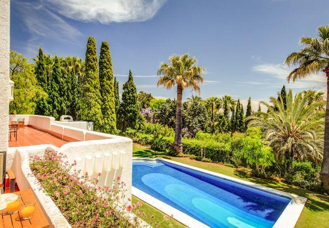 Ferienhaus Upscale villa w/ private pool & amazing location! (2236314), Marbella, Costa del Sol, Andalusien, Spanien, Bild 24