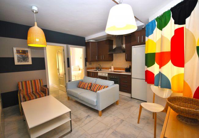 Ferienwohnung Cubo's Apartamento Medina Fuengirola (2334675), Fuengirola, Costa del Sol, Andalusien, Spanien, Bild 22