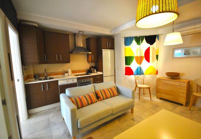 Ferienwohnung Cubo's Apartamento Medina Fuengirola (2334675), Fuengirola, Costa del Sol, Andalusien, Spanien, Bild 19