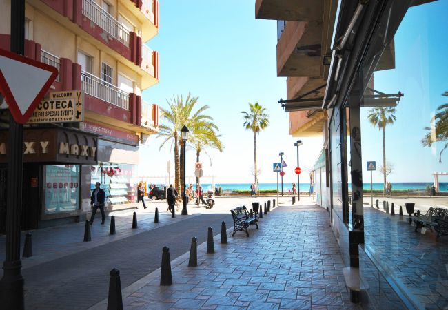 Ferienwohnung Cubo's Apartamento Medina Fuengirola (2334675), Fuengirola, Costa del Sol, Andalusien, Spanien, Bild 3