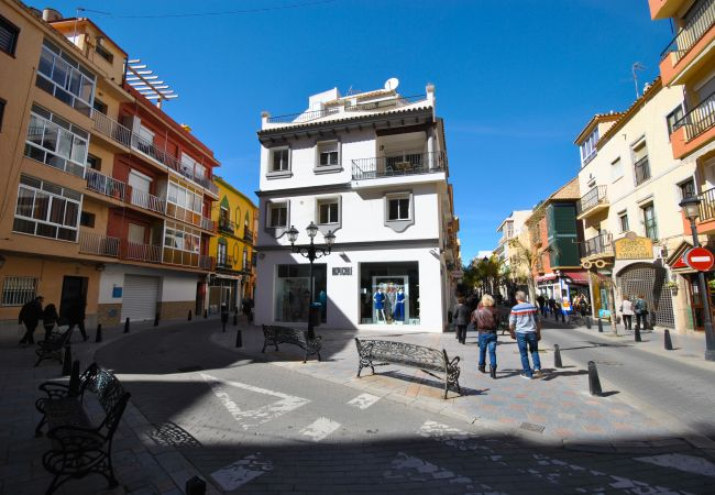 Ferienwohnung Cubo's Apartamento Medina Fuengirola (2334675), Fuengirola, Costa del Sol, Andalusien, Spanien, Bild 2