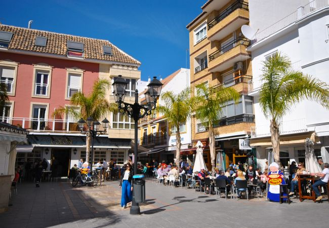 Ferienwohnung Cubo's Apartamento Medina Fuengirola (2334675), Fuengirola, Costa del Sol, Andalusien, Spanien, Bild 4