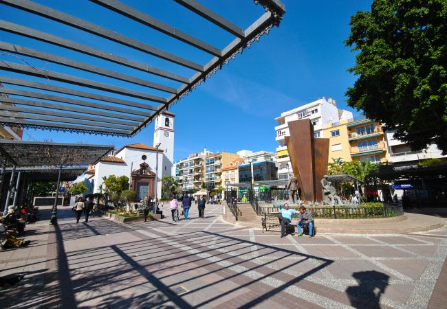 Ferienwohnung Cubo's Apartamento Medina Fuengirola (2334675), Fuengirola, Costa del Sol, Andalusien, Spanien, Bild 13