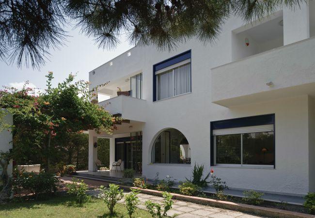 Ferienhaus Villa Verdemare (2342467), Patti, Messina, Sizilien, Italien, Bild 5