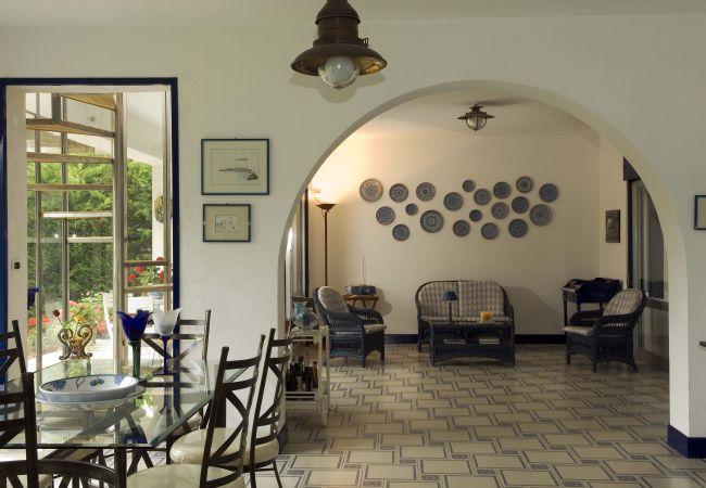 Ferienhaus Villa Verdemare (2342467), Patti, Messina, Sizilien, Italien, Bild 14