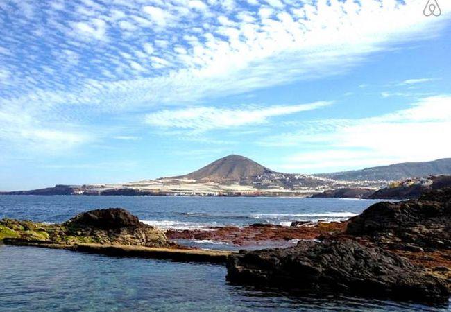 Ferienhaus GC18 ATICO GALDAR FIRST LINE (2176906), Sardina, Gran Canaria, Kanarische Inseln, Spanien, Bild 16