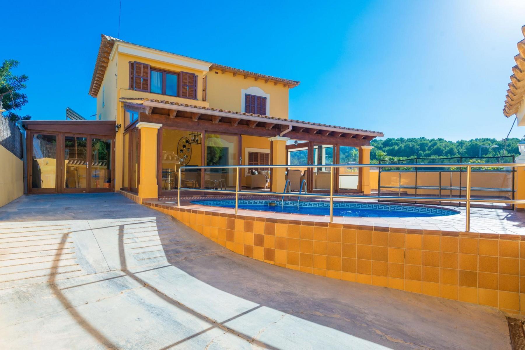 CASA LOLI for 10 guests in Calvia, Spain