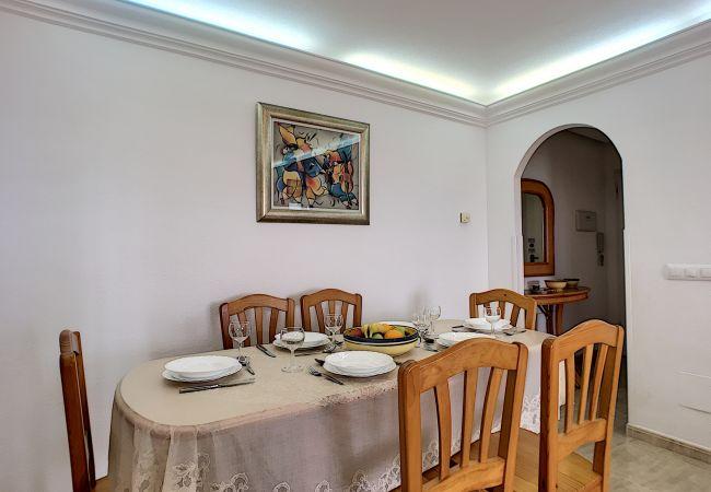 Appartement de vacances Apart. mit Meerblick 2. Stock, gratis WiFi, Gemeinschaftspool, Tennis (2069735), La Manga del Mar Menor, Costa Calida, Murcie, Espagne, image 8
