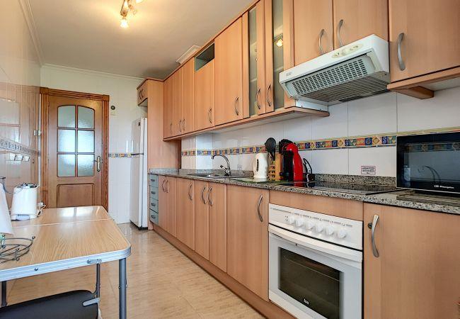 Appartement de vacances Apart. mit Meerblick 2. Stock, gratis WiFi, Gemeinschaftspool, Tennis (2069735), La Manga del Mar Menor, Costa Calida, Murcie, Espagne, image 23