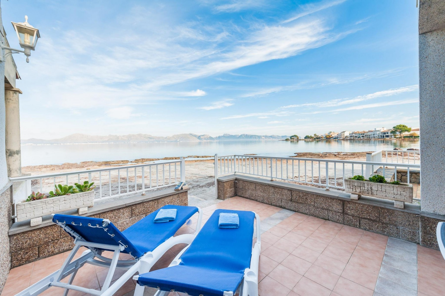 FORTALESA - 1268 for 6 guests in Alcudia, Spanien