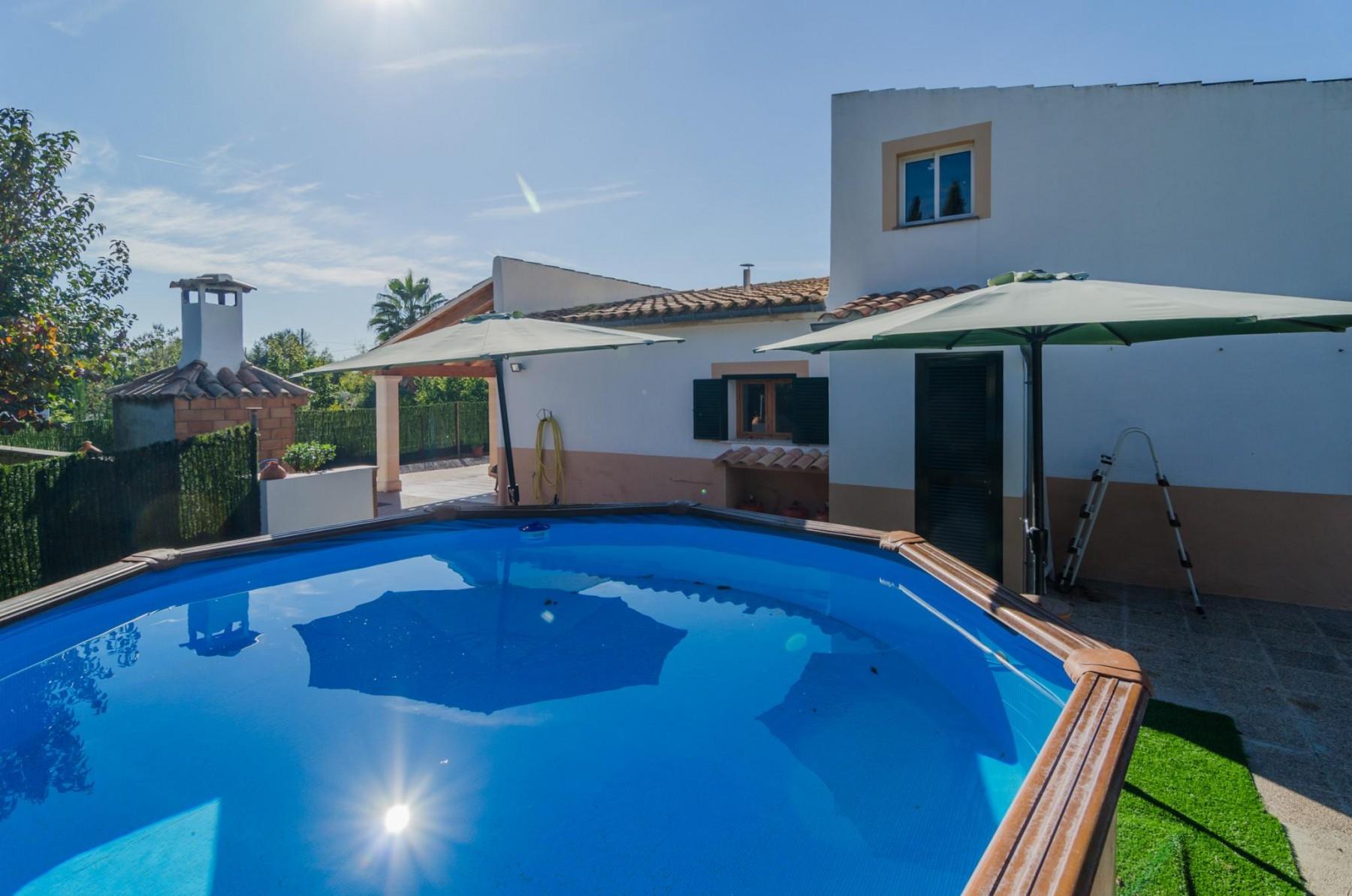 LA SUERTE - 1220 for 6 guests in Binissalem, Spain