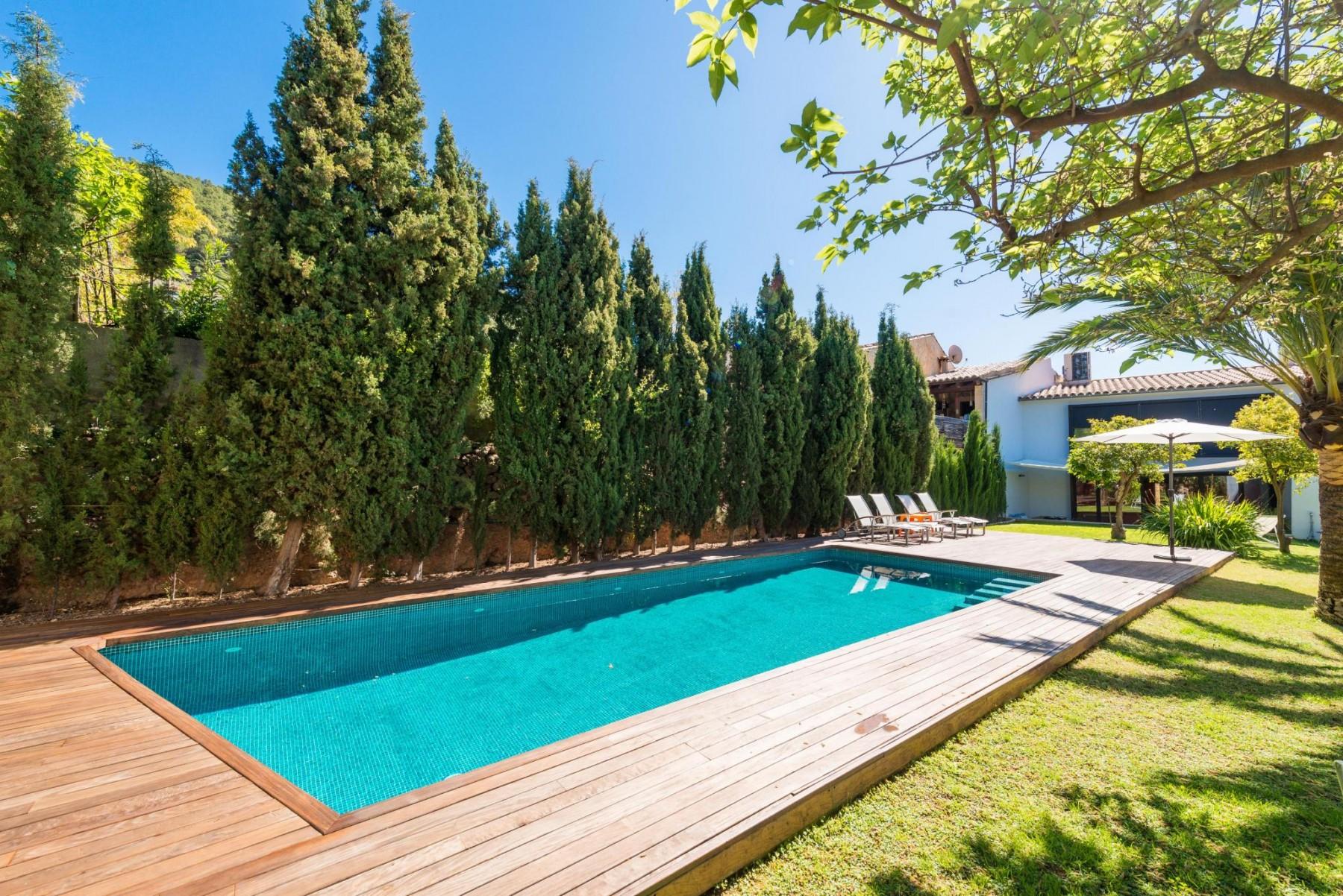 CA'N CABRIT for 6 guests in Alaro, Spanien