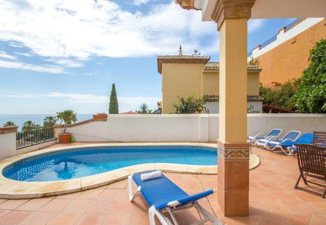 Ferienhaus Villa Tamango Hill Nerja Canovas Nerja CN 3-2287 (2334578), Torrox, Costa del Sol, Andalusien, Spanien, Bild 22