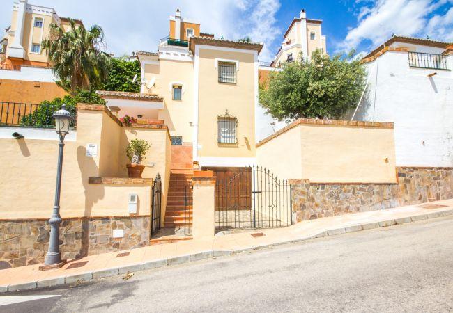 Ferienhaus Villa Tamango Hill Nerja Canovas Nerja CN 3-2287 (2334578), Torrox, Costa del Sol, Andalusien, Spanien, Bild 25