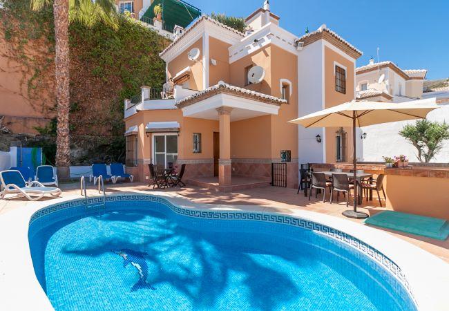 Ferienhaus Villa Tamango Hill Nerja Canovas Nerja CN 3-2287 (2334578), Torrox, Costa del Sol, Andalusien, Spanien, Bild 2