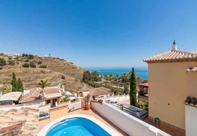 Ferienhaus Villa Tamango Hill Nerja Canovas Nerja CN 3-2287 (2334578), Torrox, Costa del Sol, Andalusien, Spanien, Bild 3